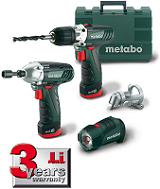 metabo power combo 12